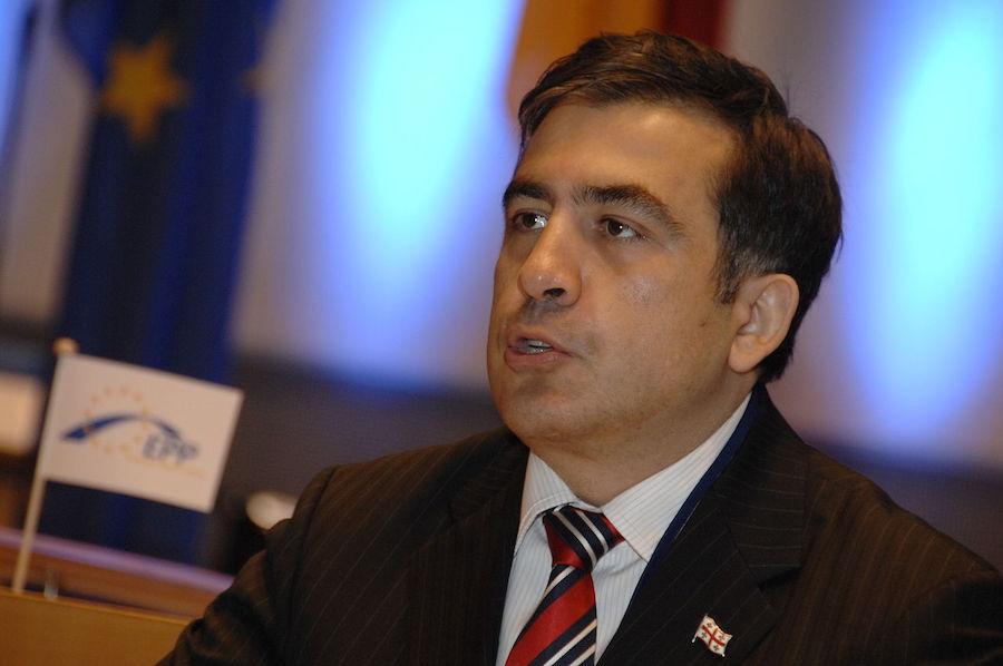 Saakaszwili ma dość. Przegrał walkę z ukraińską korupcją