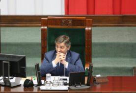 Marszałek Kuchciński cenzorem parlamentu