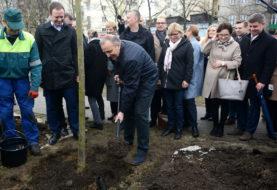 Ekologiczna prowokacja przy Nowogrodzkiej