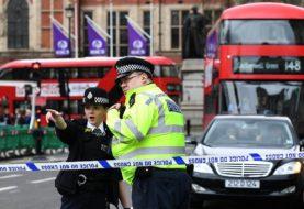 """""""Terrorystyczny incydent"""" w Londynie"""