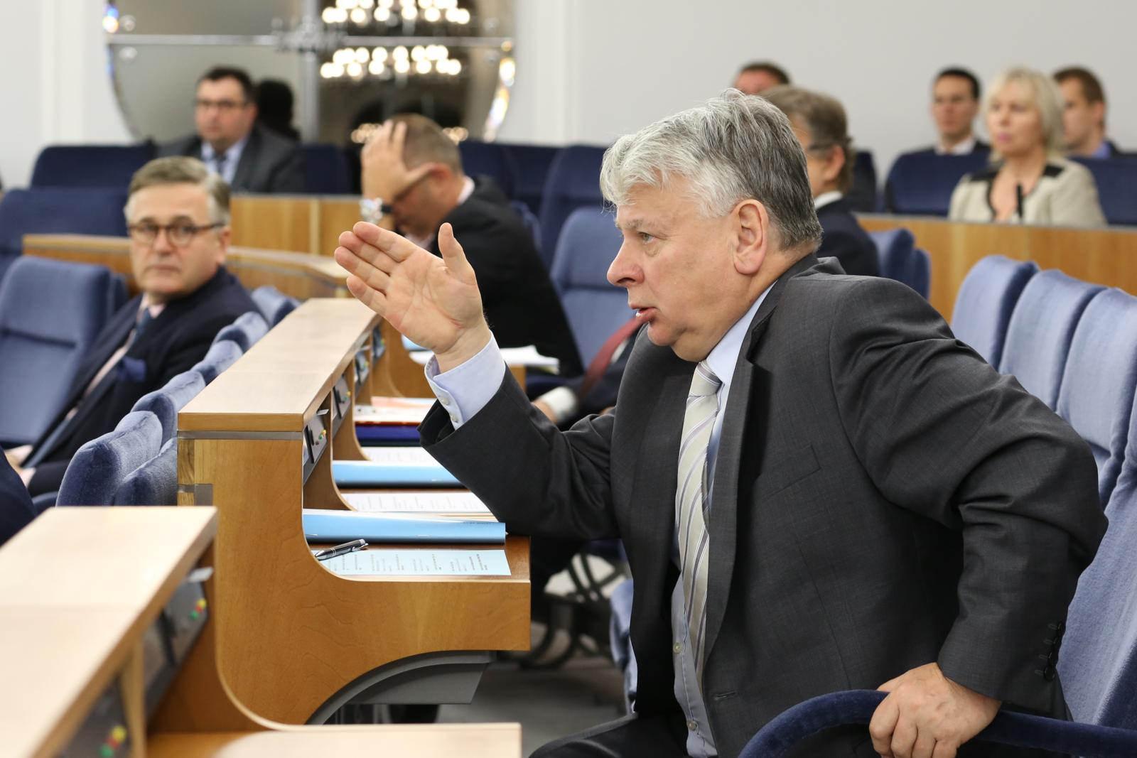 Bogdan Borusewicz: Kaczyński traci nerwy