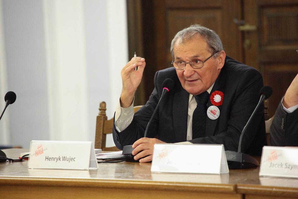 """Henryk Wujec: Obrażalski """"nadpremier"""" Kaczyński"""