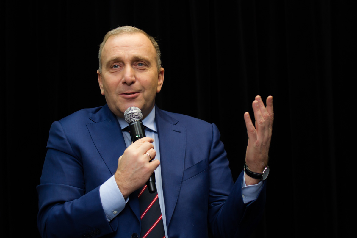 Grzegorz Schetyna: Polski Macron to mrzonki, czas na zjednoczenie