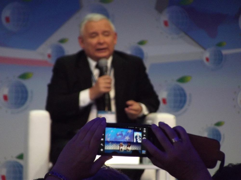 Jarosław Kaczyński stoi na czele układu?