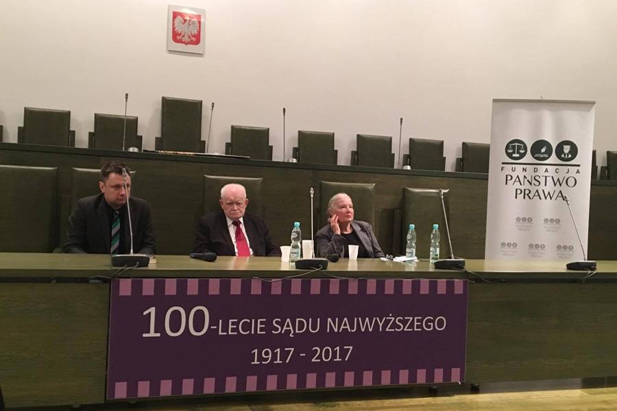 Debata Staniszkis/Strzembosz. Władza niszczy państwo i zohydza sądownictwo