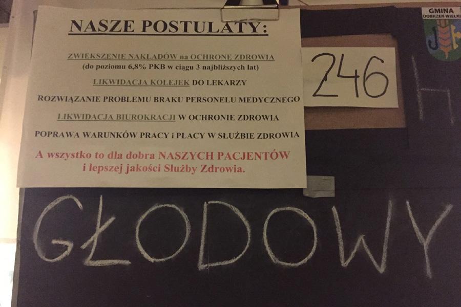 Daniel Łuszczewski, przedstawiciel rezydentów: Chcemy zostać w Polsce!