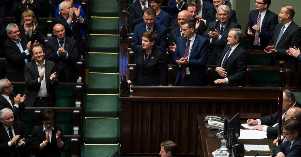 Dr Pietrzyk-Zieniewicz: PiS chce większości konstytucyjnej