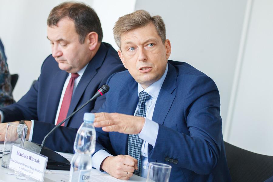 Mariusz Witczak: Ordynacja PiS to furtka do fałszerstw