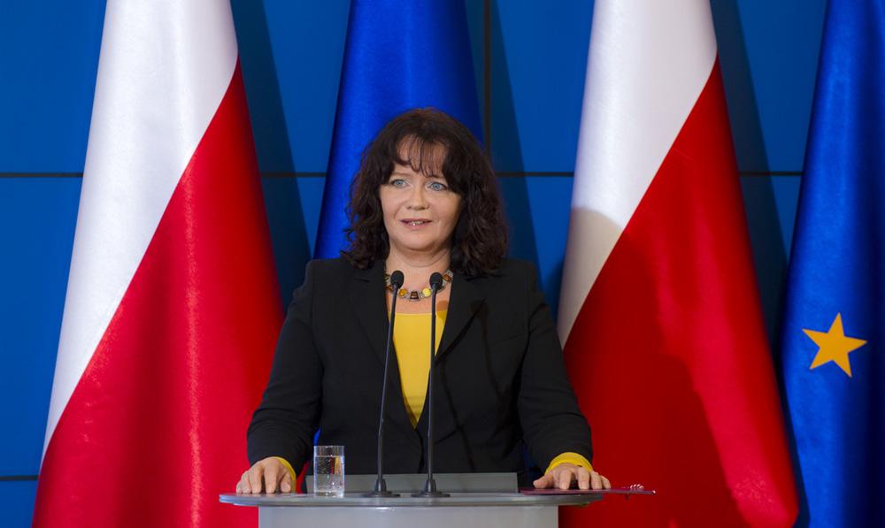 Prof. Barbara Kudrycka: Kaczyński nakręcił spiralę nienawiści