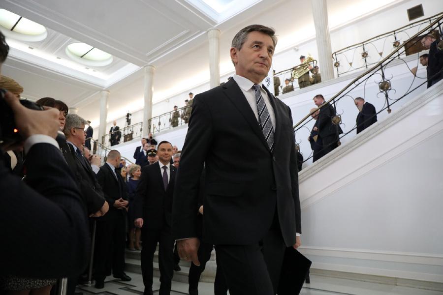 """Wniosek o odwołanie Kuchcińskiego. """"To jest Sejm niemy"""""""