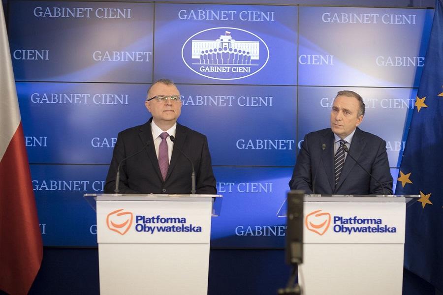 Ujazdowski w gabinecie cieni PO i jako kandydat na prezydenta Wrocławia