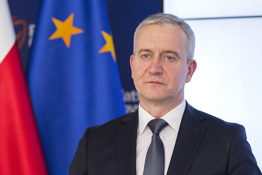 Tyszkiewicz p.o. sekretarza generalnego PO