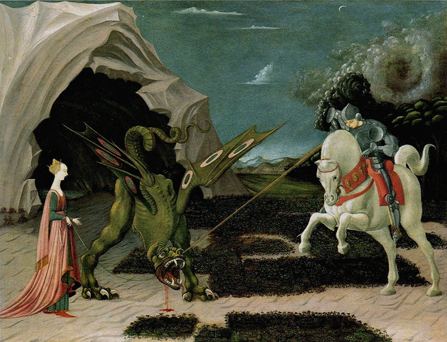 Syndrom zbawcy na białym koniu