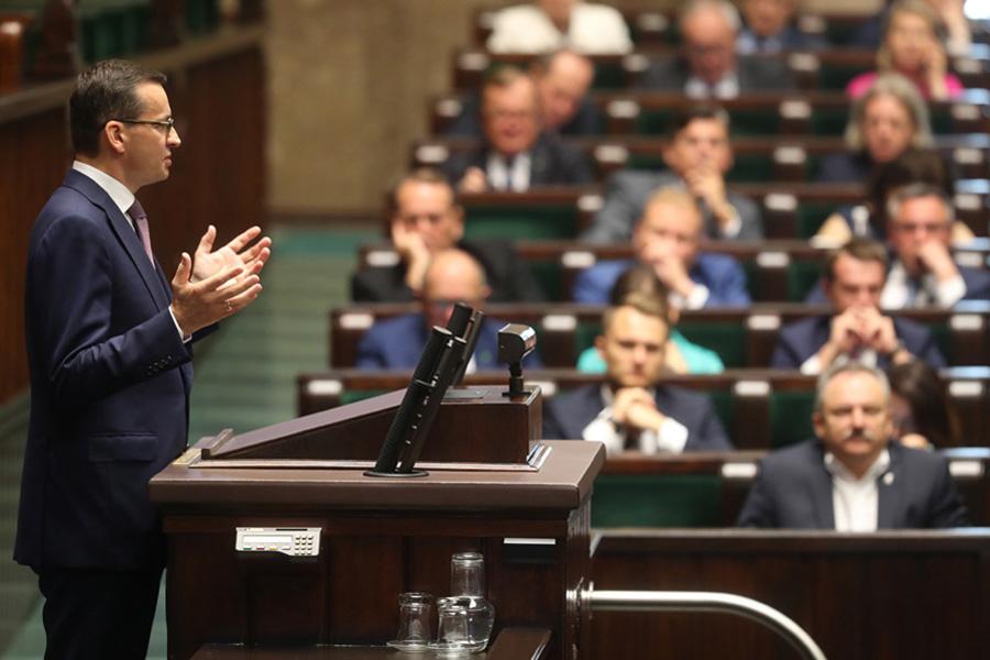 Nowelizacja ustawy o IPN. Hańba polskiego parlamentaryzmu