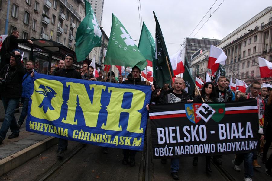 Trzaskowski: Zdelegalizować ONR!