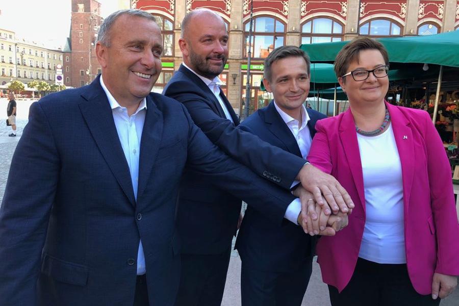 Jacek Sutryk kandydatem Koalicji Obywatelskiej we Wrocławiu