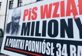 """""""PiS wziął miliony w rządzie, teraz chce wziąć w samorządzie"""""""