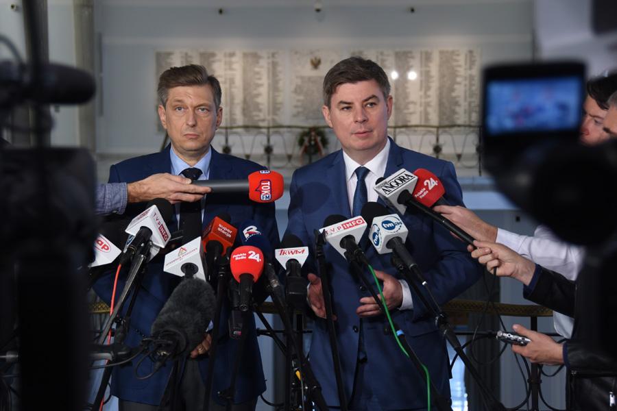 """Kłamstwo premiera """"chwytem retorycznym""""? Będzie apelacja PO"""