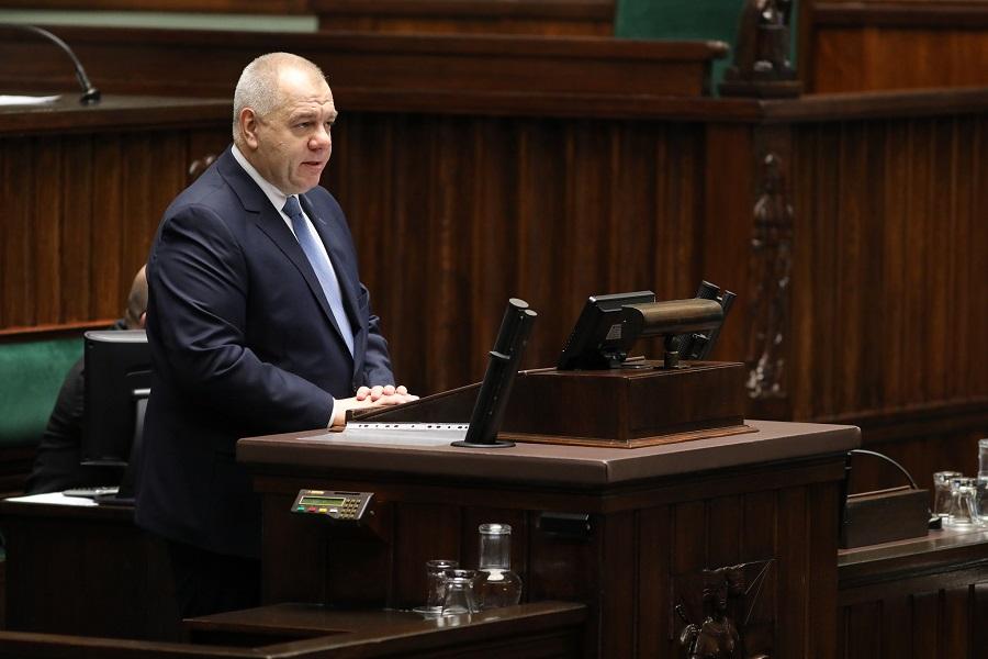 Sasin: Zdanowska nie będzie mogła być prezydentem. Prof. Chmaj: To kłamstwo