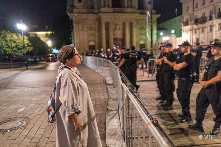 Agnieszka Holland: Nie powstała mocna szczepionka na autorytaryzm