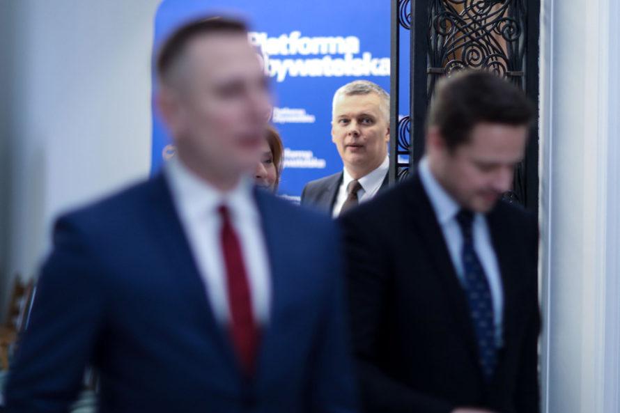Tomasz Siemoniak: PiS będzie próbował przebierać się wowczą skórę