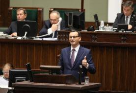 Wystąpienie Morawieckiego w Sejmie. Propaganda sukcesu dla twardego elektoratu