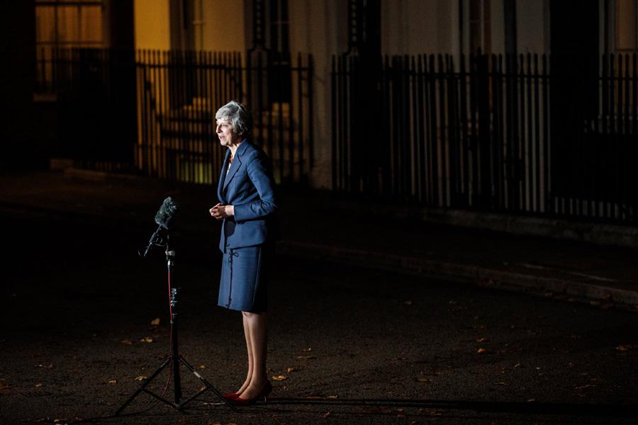Izba Gmin odrzuciła umowę rozwodową z UE. Przyszłość brexitu niepewna?