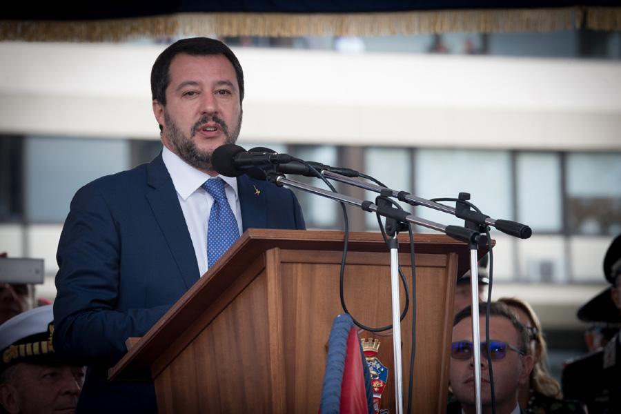"Spotkanie Kaczyński-Salvini. ""Kolejny krok do Polexitu"""