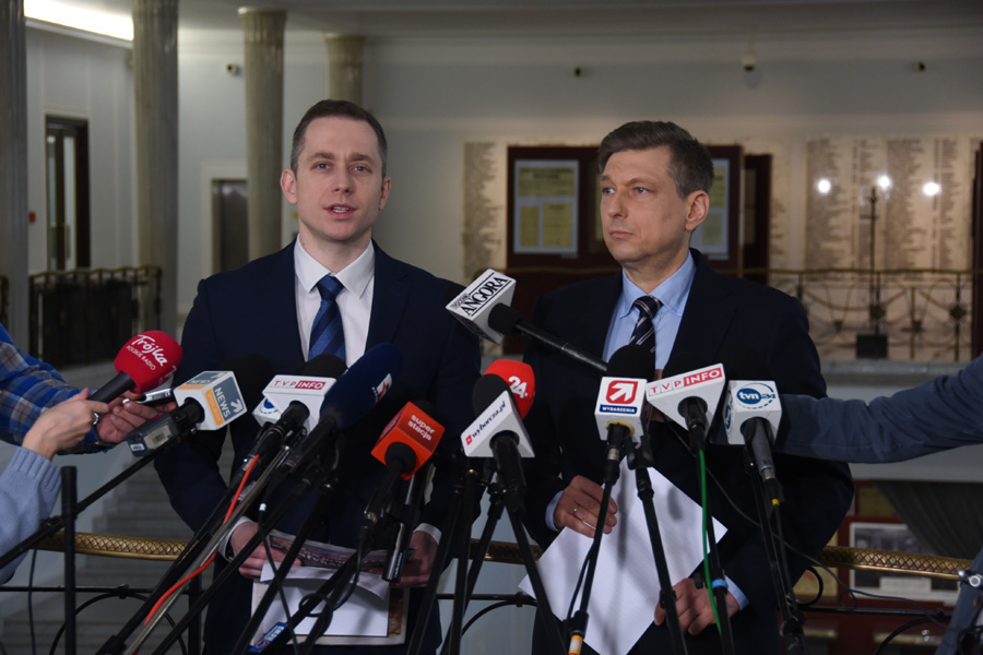 PO składa wniosek do NIK w sprawie Kazimierza Kujdy