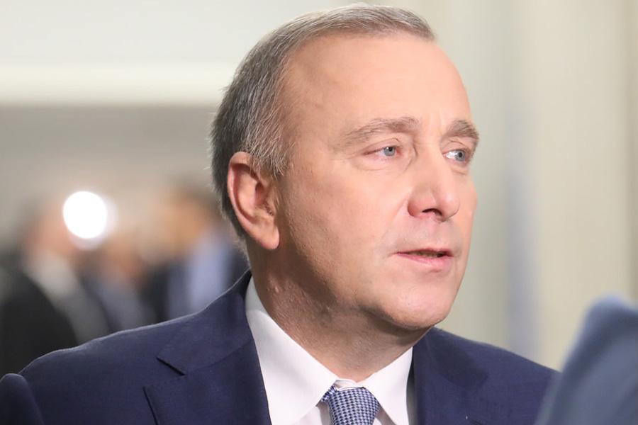 Schetyna o taśmach Kaczyńskiego: Standardy Ukrainy Janukowycza