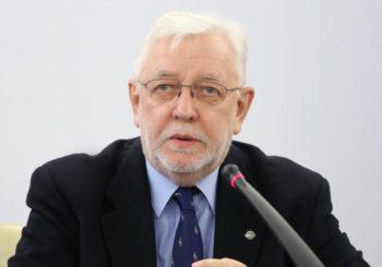 Jerzy Stępień: Dziś normy prawne nie mają żadnego znaczenia