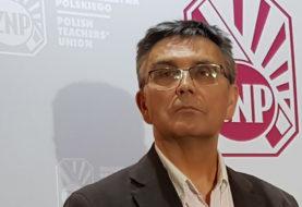 Krzysztof Baszczyński, wiceszef ZNP: Matury są zagrożone
