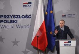 Pięć pytań Schetyny do Kaczyńskiego