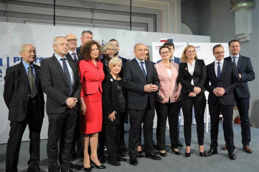 Koalicja Europejska znowymi koalicjantami