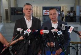 Opozycja chce komisji śledczej w sprawie Falenty